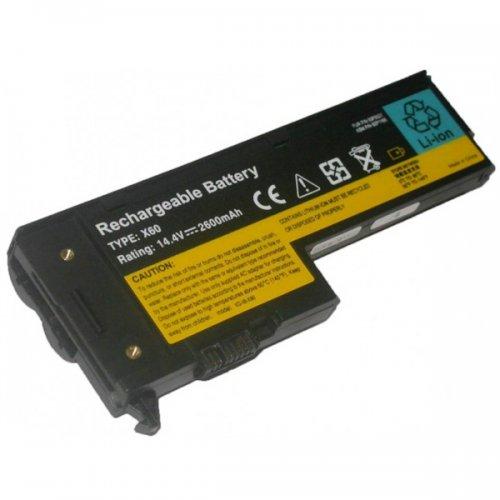 Батерия за лаптоп IBM ThinkPad X60 X61 92P1168 (4 cell) - Заместител