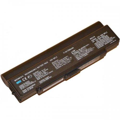 Оригинална Батерия за лаптоп Sony Vaio VGN-S50 S70 S90 FS VGP-BPL2 BPS2A BPS2B BPS2C (9 cell)