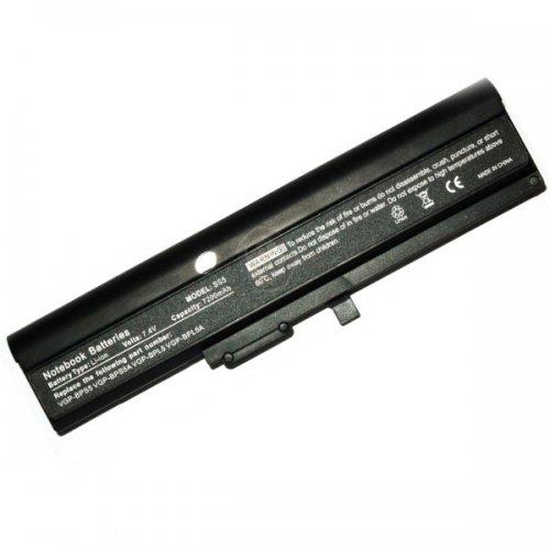 Батерия за лаптоп Sony Vaio VGN-TX VGN-TXN 7200 mAh - Заместител
