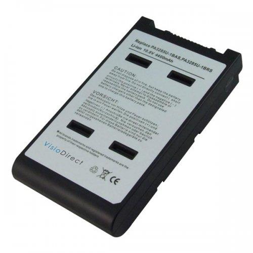 Батерия за лаптоп Toshiba PA3284U-1BRS PA3285U-1BRS (6 Cell) - Заместител