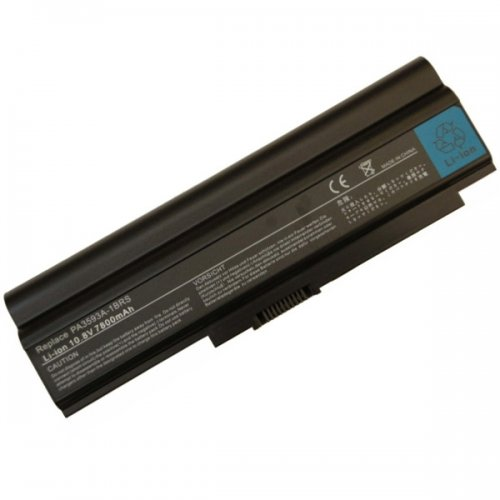 Батерия за лаптоп Toshiba Satellite U300 U305 Tecra M8 Portege M600 PA3594U PA3593U (9 Cell) - Заместител