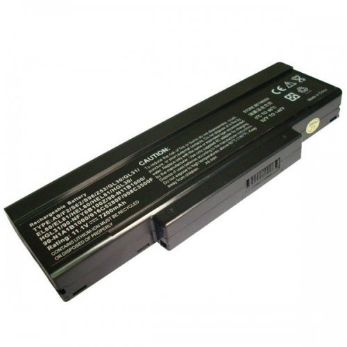 Батерия за лаптоп GIGABYTE W451U W551N W566U W468N (9 Cell) - Заместител