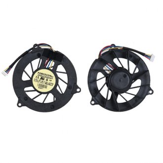 Вентилатор за лаптоп (CPU Fan) Dell Studio 1555 (For CPU Pentium) Blade Радиус R=5.5cm.