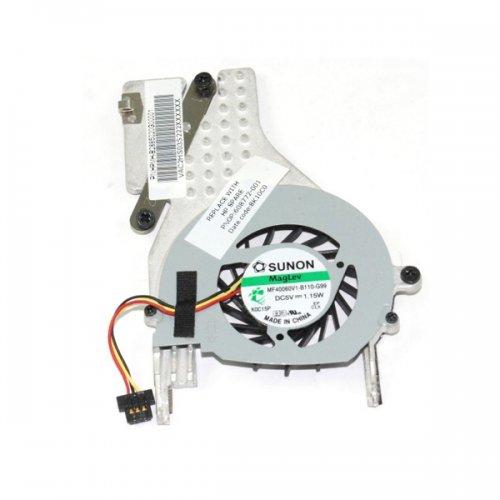 Вентилатор за лаптоп (CPU Fan) + HeatSink HP 110-3000 110-3100 CQ10-400 CQ10-500
