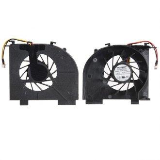 Вентилатор за лаптоп (CPU Fan) HP DV5 DV5T DV5T-1000 (с два отвора)