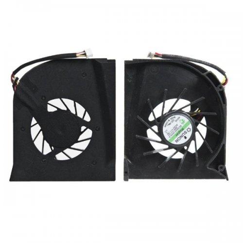 Вентилатор за лаптоп (CPU Fan) HP DV6000 DV6600 DV6700 DV6800 F500 (за модели с допълнително видео)
