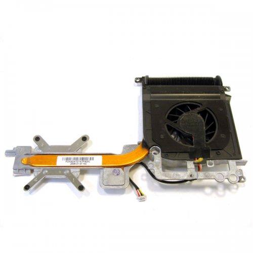 Вентилатор за лаптоп (CPU Fan) HP Pavilion DV9000 DV9100 DV9200 DV9300 DV9400 DV9500 DV9600 (За модели с AMD) + HeatSink