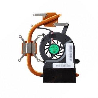 Вентилатор за лаптоп (CPU Fan) + HeatSink Packard Bell EASYNOTE MZ35 Argo C MZ36 Argo C2
