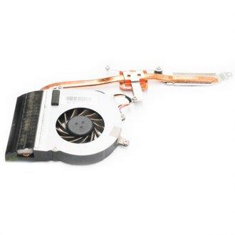 Вентилатор за лаптоп (CPU Fan) + HeatSink Packard Bell NJ65 NJ66