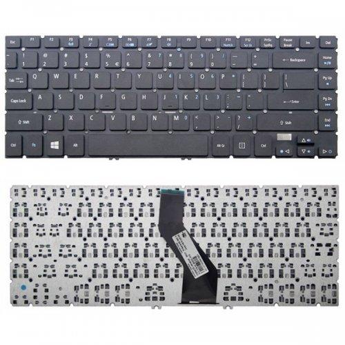 Клавиатура за лаптоп Acer Aspire V5-473G Black Without Frame US/UK
