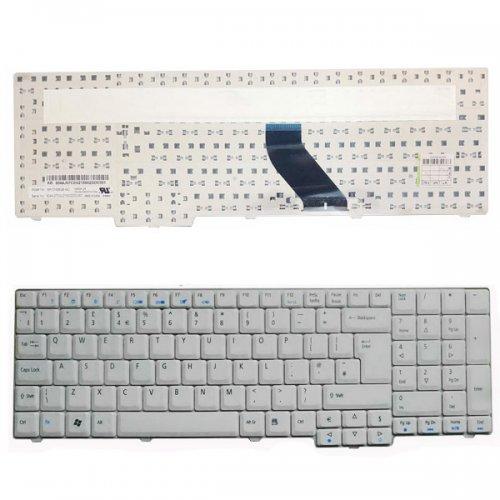 Клавиатура за лаптоп Acer Extensa 5635 5235 7220 7620 White US/UK