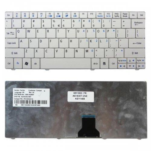 Клавиатура за лаптоп Acer Aspire 1830 1830T 1830TZ One 721 White US/UK
