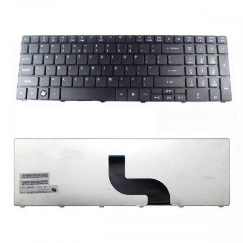 Клавиатура за лаптоп Acer Aspire 5251 5336 5551 5553 Black US/UK