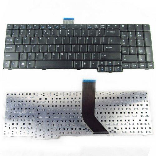 Клавиатура за лаптоп Acer Aspire 7230 7530 7730 Черен / Black