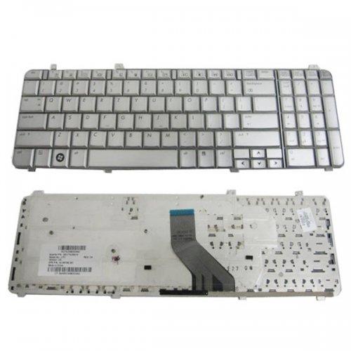 Клавиатура за лаптоп HP Pavilion DV6-1000 DV6-2000 Сребриста