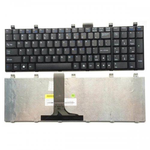 Клавиатура за лаптоп MSI EX600 CX600 Black US