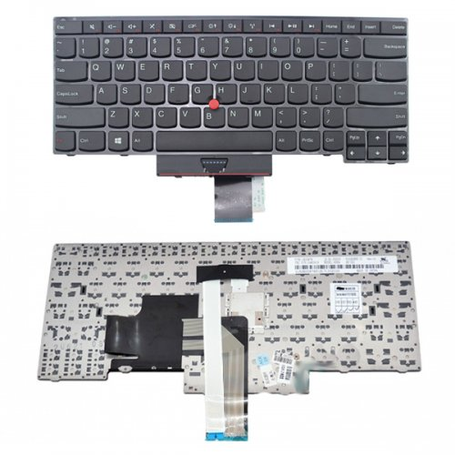 Клавиатура за лаптоп Lenovo ThinkPad T430U Черна / Black