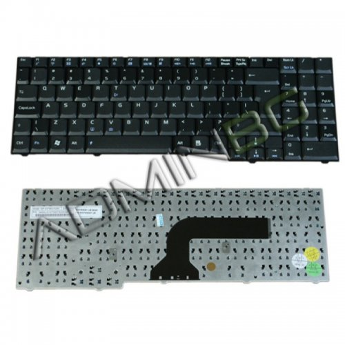 Клавиатура за лаптоп Asus M70 M50 X71 PRO72Q Black US/UK