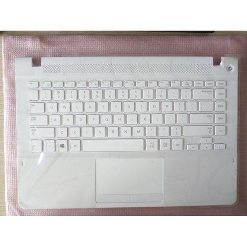 Клавиатура за лаптоп Samsung NC208 NC210 NC213 NC215 Top Cover US White