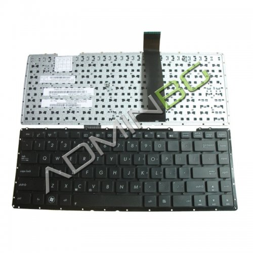 Клавиатура за лаптоп Asus X401 Black Without Frame US