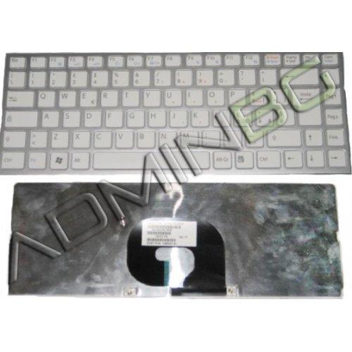 Клавиатура за лаптоп Sony Vaio VPC-Y Series Silver Frame White