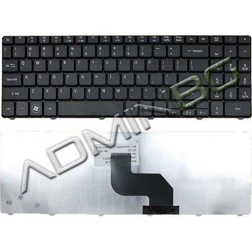 Клавиатура за лаптоп Acer Aspire 5241 5332 5532 5534 5541 5732 Black US/UK с Кирилица