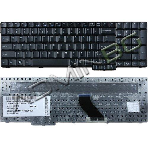 Клавиатура за лаптоп Acer Extensa 5635 7220 7620 Aspire 5735 7000 7100 7720 7520 7220 US/UK с Кирилица