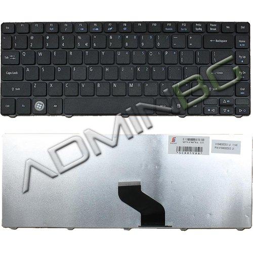 Клавиатура за лаптоп Acer TravelMate 8371 8471 US/UK с Кирилица