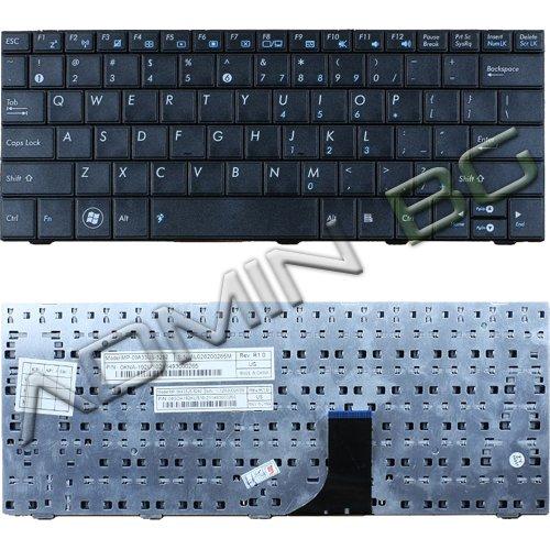 Клавиатура за лаптоп Asus Eee PC 1005HA 1008HA 1001HA Black US/UK