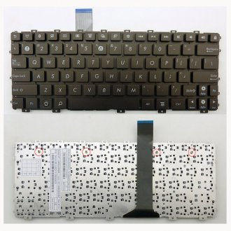 Клавиатура за лаптоп Asus Eee PC 1015PE Without Frame Black US