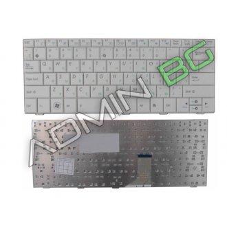 Клавиатура за лаптоп Asus Eee PC 1005HA 1008HA 1001HA White US/UK