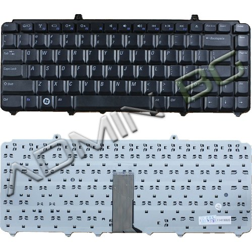 Клавиатура за лаптоп Dell Inspiron 1400 1420 1520 1525 Black US/UK