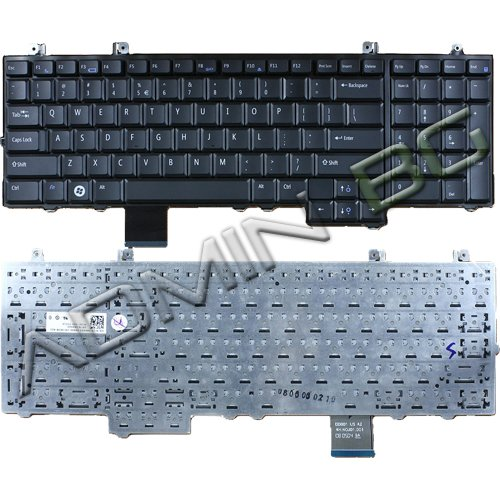 Клавиатура за лаптоп Dell Studio 1735 1736 1737 Backlit US/UK