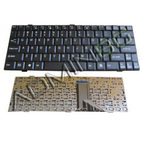 Клавиатура за лаптоп Fujitsu LifeBook P5010 Black US/UK