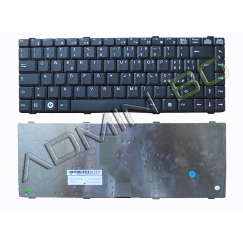 Клавиатура за лаптоп Fujitsu Amilo LI2735 LI1718 LI2727 LI1720 Black US/UK