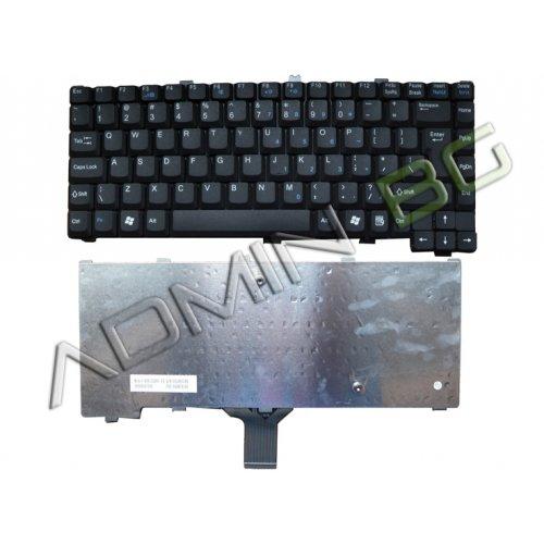 Клавиатура за лаптоп Fujitsu Amilo M7440 Черна US/UK