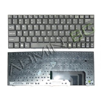 Клавиатура за лаптоп Fujitsu FSC Amilo M1437 HASEE P420 TCL T22 Founder R211 Black US/UK