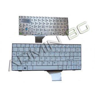 Клавиатура за лаптоп Fujitsu M1010 Mini 3520 Ui3520 US White US/UK