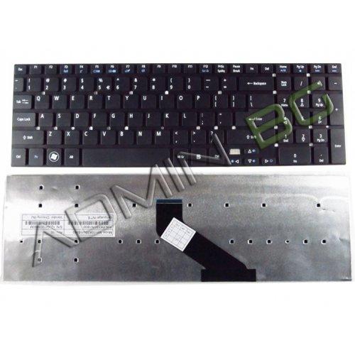Клавиатура за лаптоп Gateway NV55 Black US/UK Without Frame
