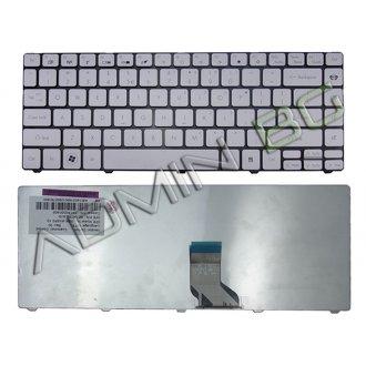 Клавиатура за лаптоп Gateway ID49 Packard Bell EasyNote NX82 NX86 Сребриста / Silver