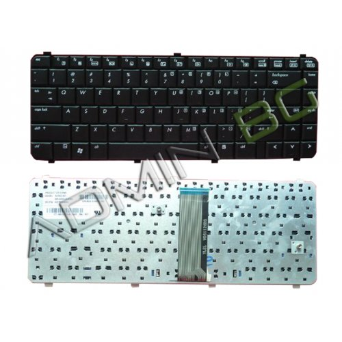 Клавиатура за лаптоп HP 511 515 516 610 615 Compaq CQ510 CQ610 с Кирилица