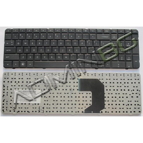 Клавиатура за лаптоп HP Pavilion G7 G7-1000 G7-1100 G7-1200 Черна