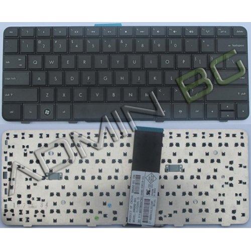 Клавиатура за лаптоп HP Pavilion DV3-4000 Compaq CQ32 Черна Кирилица