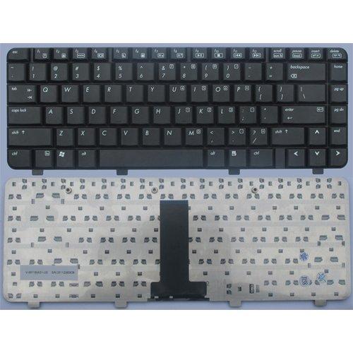 Клавиатура за лаптоп HP Pavilion DV2000 V3000 Черна