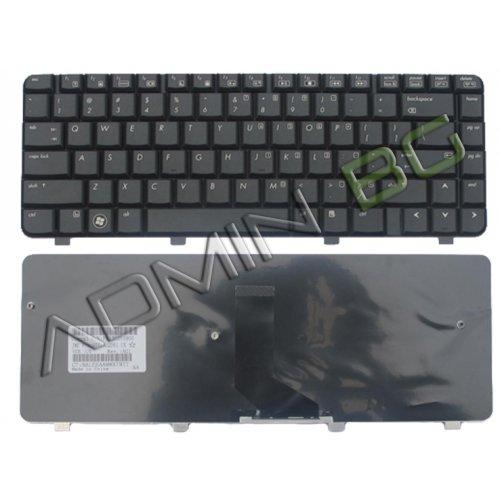 Клавиатура за лаптоп HP Pavilion DV4 DV4-1000 Черна с Кирилица