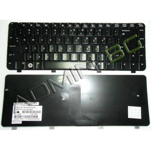 Клавиатура за лаптоп HP Pavilion DV4-1100 Compaq CQ40 Гланцова