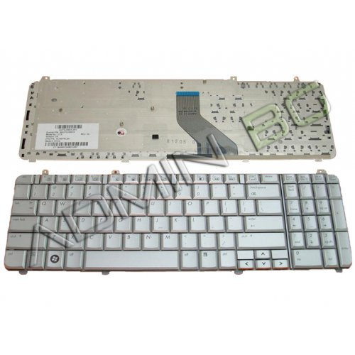 Клавиатура за лаптоп HP Pavilion DV7-2000 DV7-3000 Бяла с Кирилица