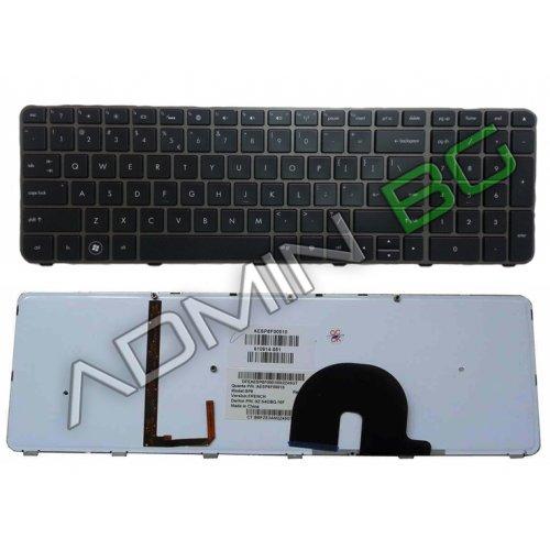 Клавиатура за лаптоп HP Envy 17 Bronze Frame Черна Backlit US
