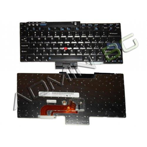 Клавиатура за лаптоп Lenovo IBM T60 T61 R60 R61 Z60T Z61T Z60M Z61M R400 R500 T400 T500 W500 с Кирилица