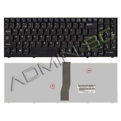 Клавиатура за лаптоп LG LW60 LW65 LW70 LW75 LS70 M70 Black US
